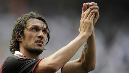 Paolo Maldini AC Milan Serie A