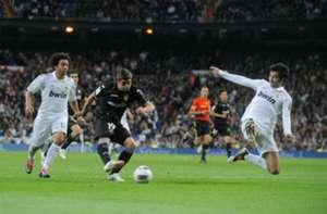 Real madrid Vs Valencia 2012