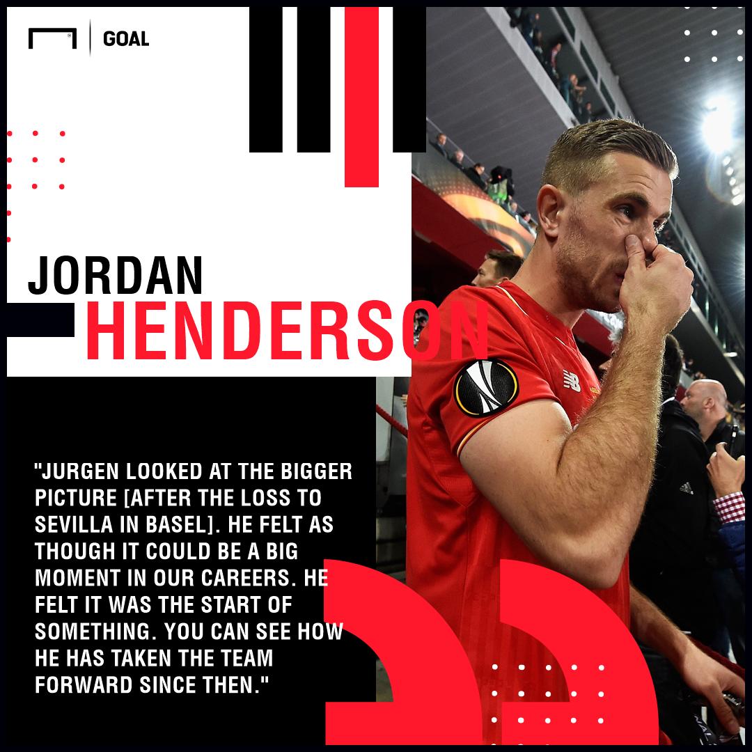 Jordan Henderson Liverpool PS