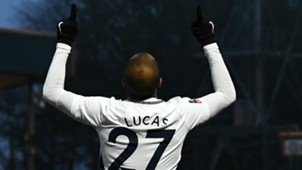 Lucas Moura Tottenham