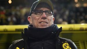 Peter Stöger Borussia Dortmund 26022018