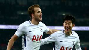 Harry Kane Son Heung-mi