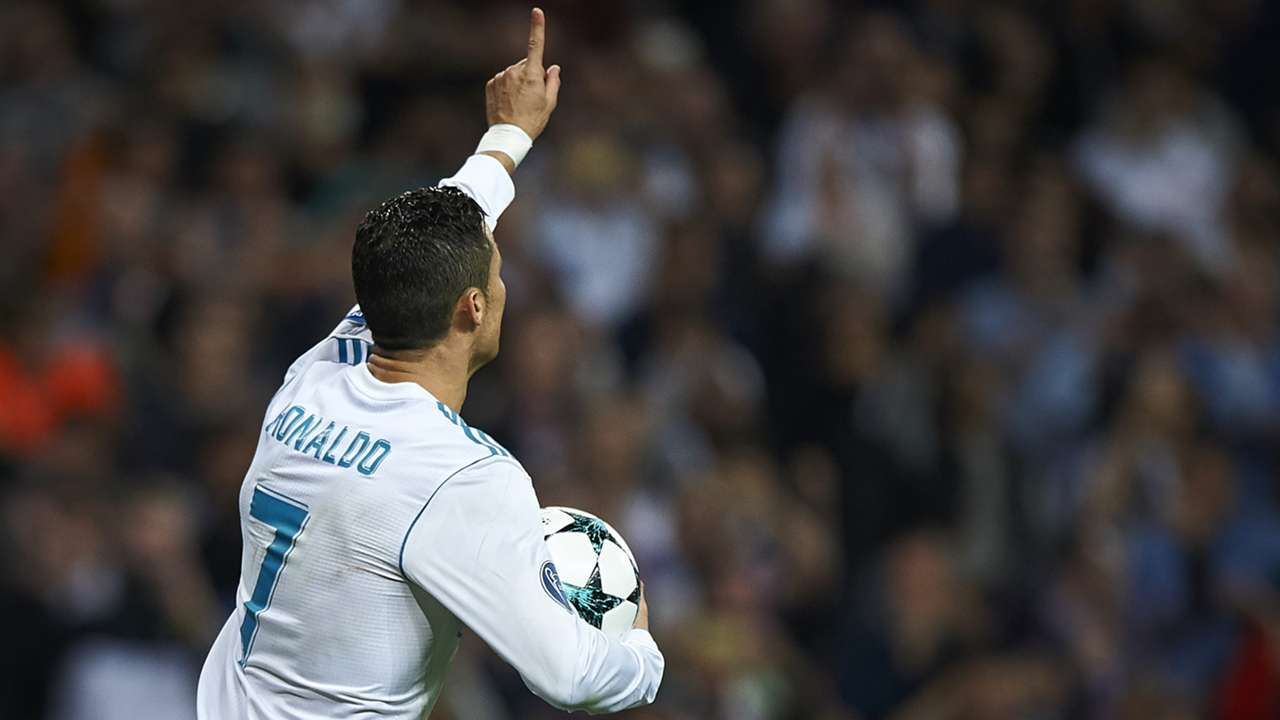 Cristiano Ronald Real madrid