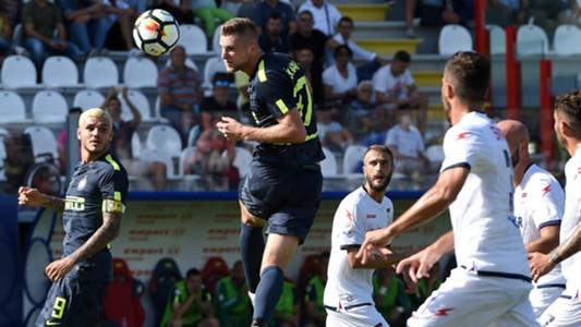 Milan Skriniar Crotone Inter