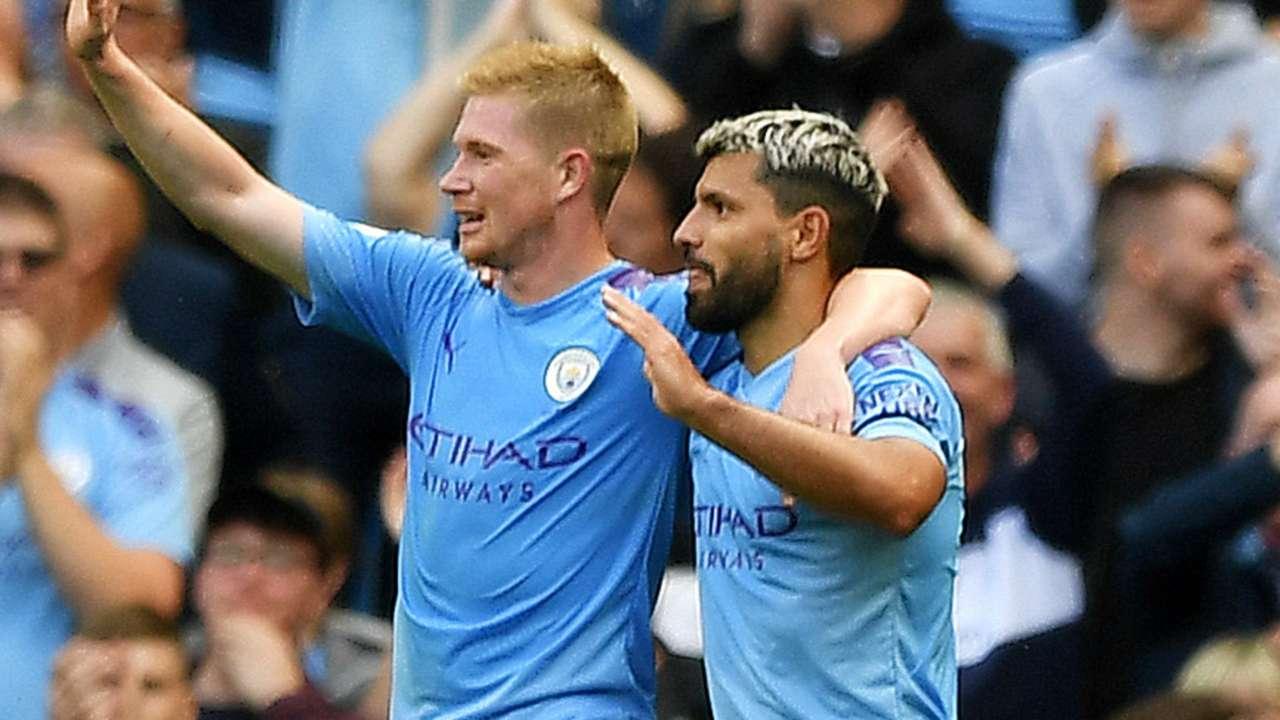 Manchester City Fifa 20