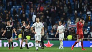 Real Madrid Ajax 2018-19