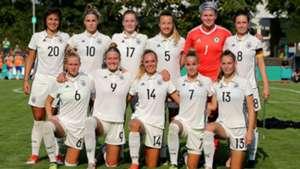 Germany U20 women - 2018