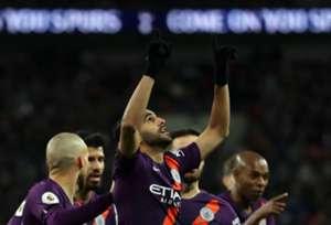 Riyad Mahrez Manchester City 291018