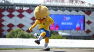 Brasil Canarinho Pistola I 27 06 18 I Copa do Mundo