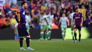 Lionel Messi FC Barcelona Real Betis 11112018