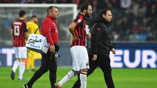Gonzalo Higuain Udinese Milan