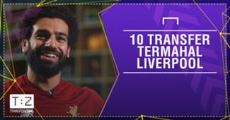 Mohamed Salah, Andy Carroll, & Sepuluh Transfer Termahal Liverpool