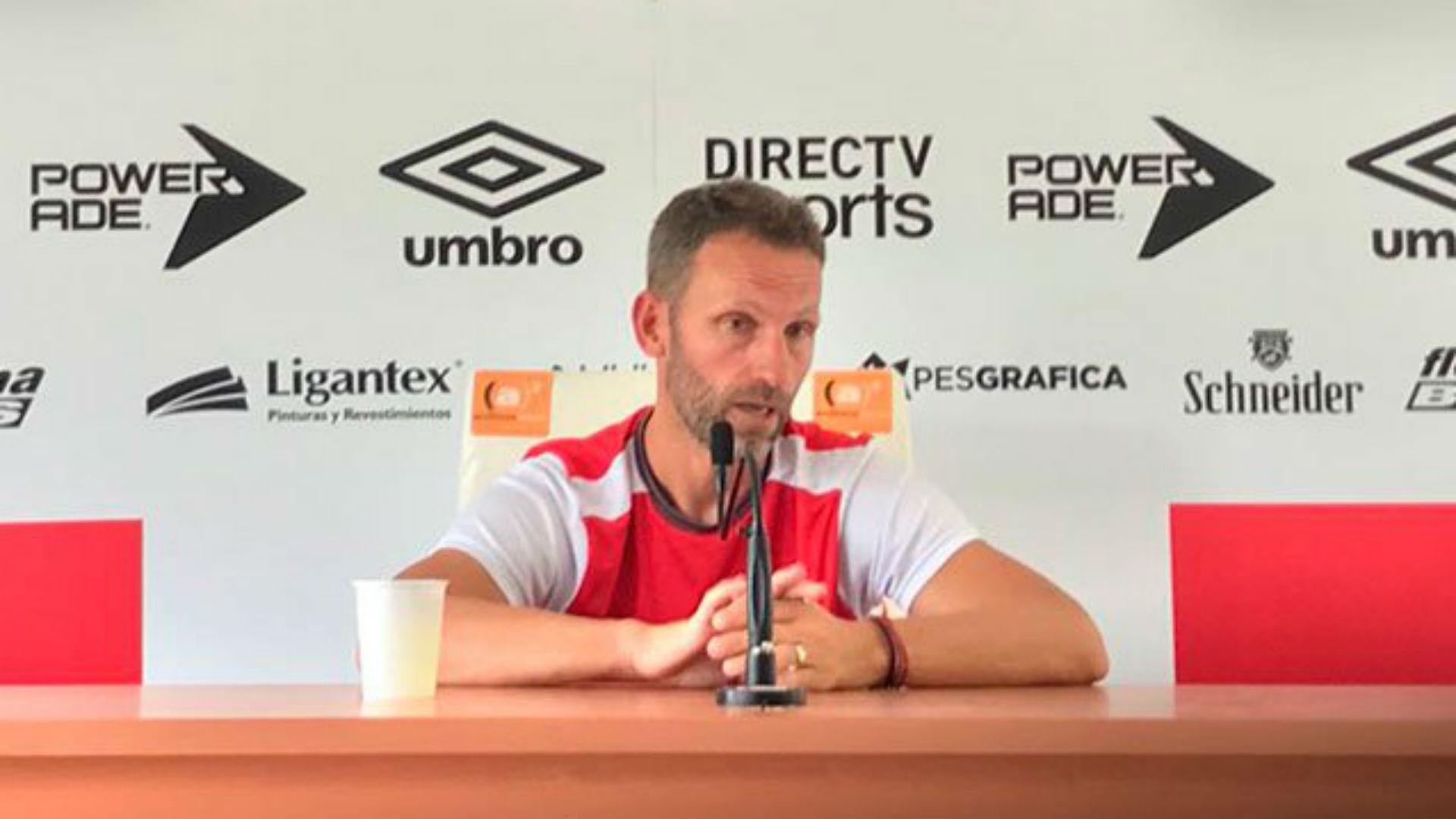 Lucas Bernardi Estudiantes 2018