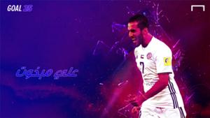 GOAL 25 - Ali Mabkhout