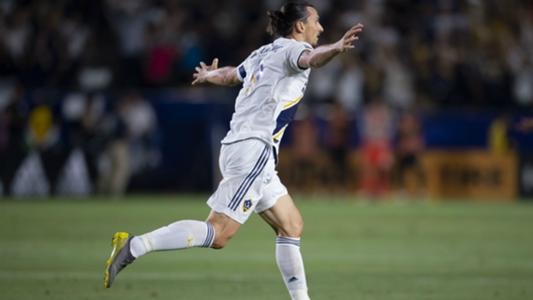Ibra-Show! Zlatan Ibrahimovic schießt LA Galaxy mit Hattrick zum Sieg im Derby gegen Los Angeles FC