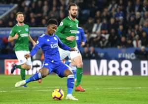 Demarai Gray Goal
