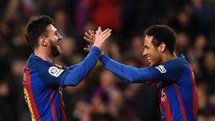 Neymar Messi Barcelona 04032017