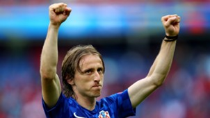 Luka Modric Croatia World Cup 2018