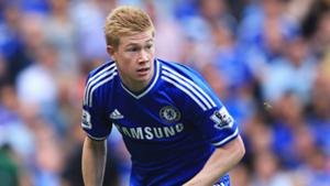 Kevin de Bruyne Chelsea 2013