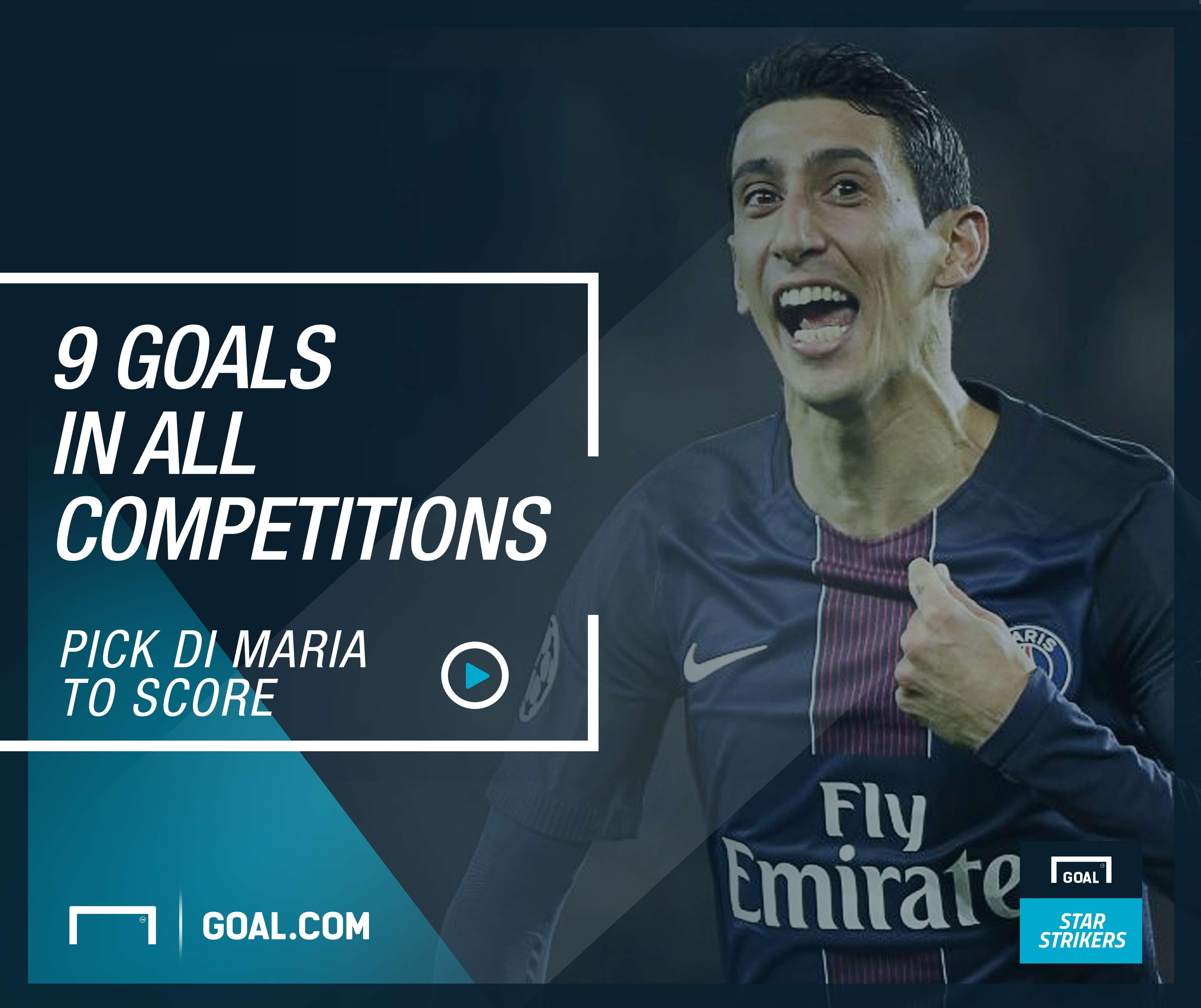 Goal Star Strikers - Di Maria