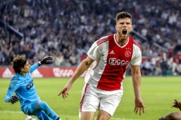 Huntelaar -- Ajax vs Standard Liege