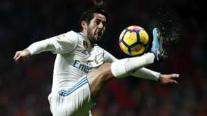 Isco Alarcón Atletico Madrid Real Madrid LaLiga