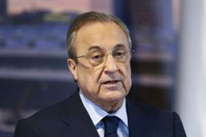 Florentino Perez Real Madrid