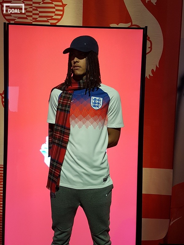 Nike England shirts