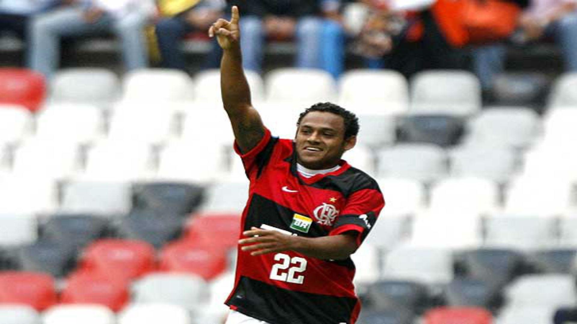 Marcinho Flamengo 2008