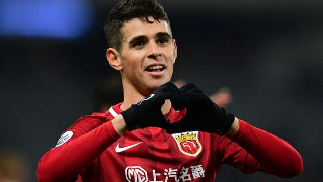 Transfer news: Ex-Chelsea star Oscar hints at Europe return after