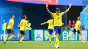 Victor Lindelof Sweden Switzerland 030718