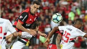 Rhodolfo Flamengo São Paulo Brasileirão 03 07 2017