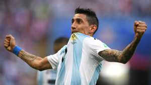 Angel Di Maria France Argentina World Cup 30062018