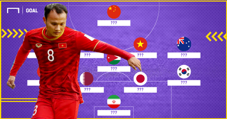 BEST XI Round 16 Asian Cup 2019