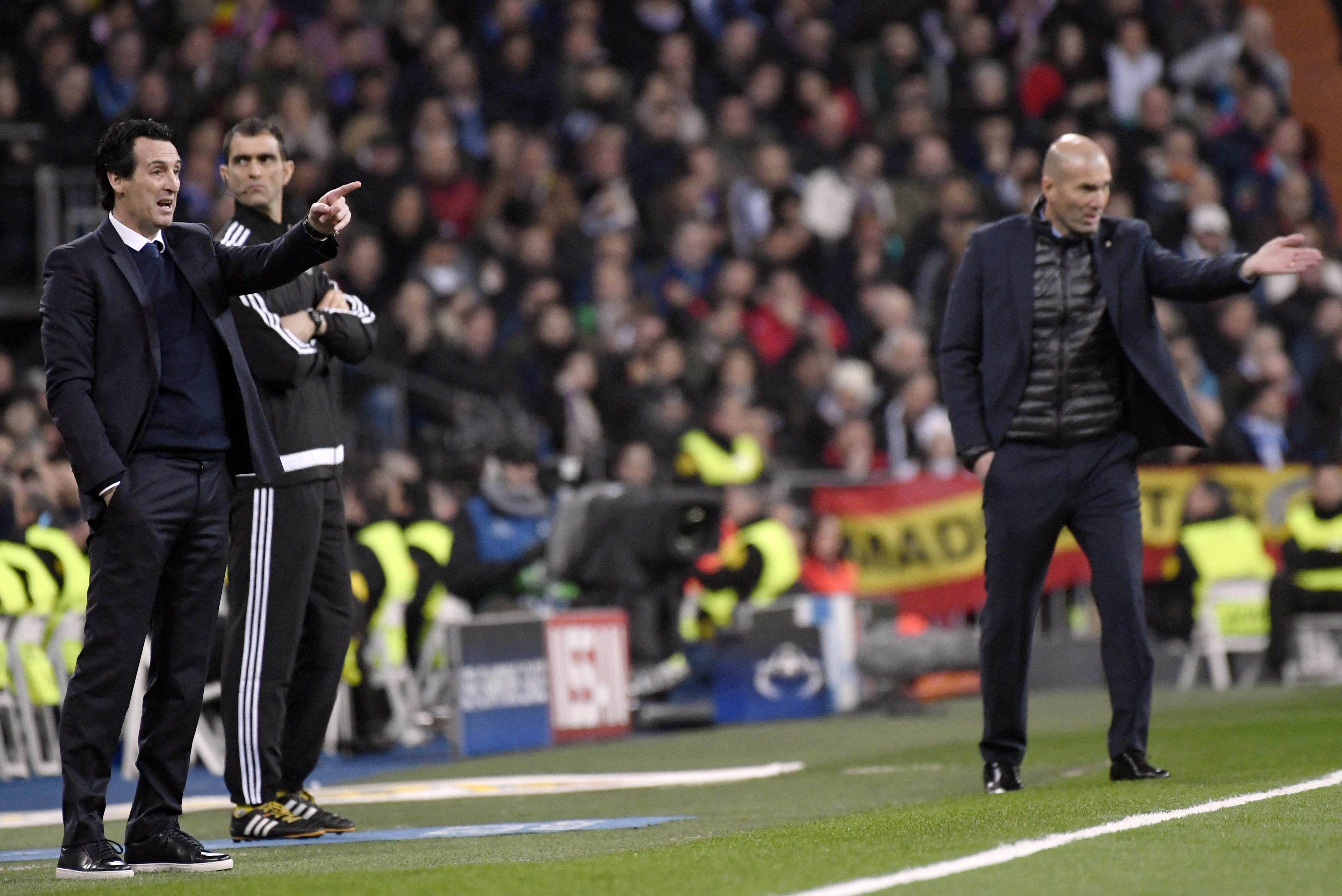 Zidane Emery