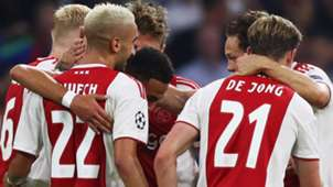 Ajax Champions League 29 08 2018
