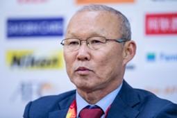 HLV Park Hang-seo VCK U23 châu Á 2018