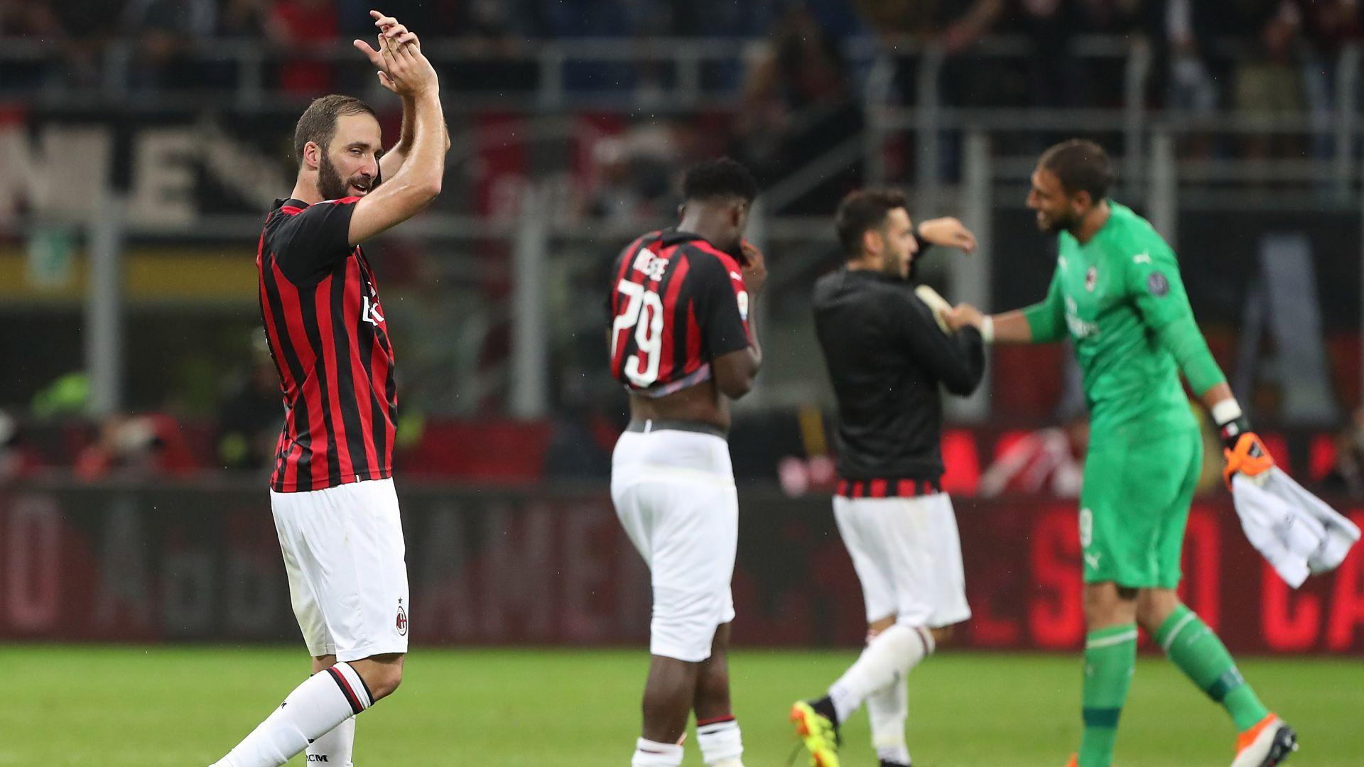 Milan, da goleador ad assistman e trequartista: l'evoluzione di Higuain in rossonero