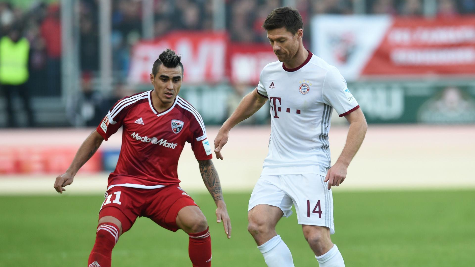 Xabi Alonso Ingolstadt Bayern Munich
