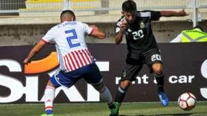 Thiago Almada Argentina Paraguay Sudamericano Sub 20 20012019
