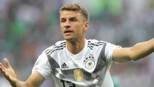Thomas Muller Germany 2018