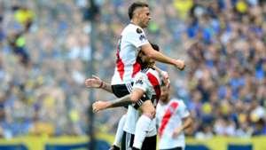 Rafael Santos Borre Pratto Boca River Final Copa Libertadores 11112018