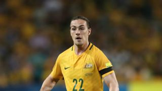 Jackson Irvine Australia v United Arab Emirates World Cup qualifying 28032017