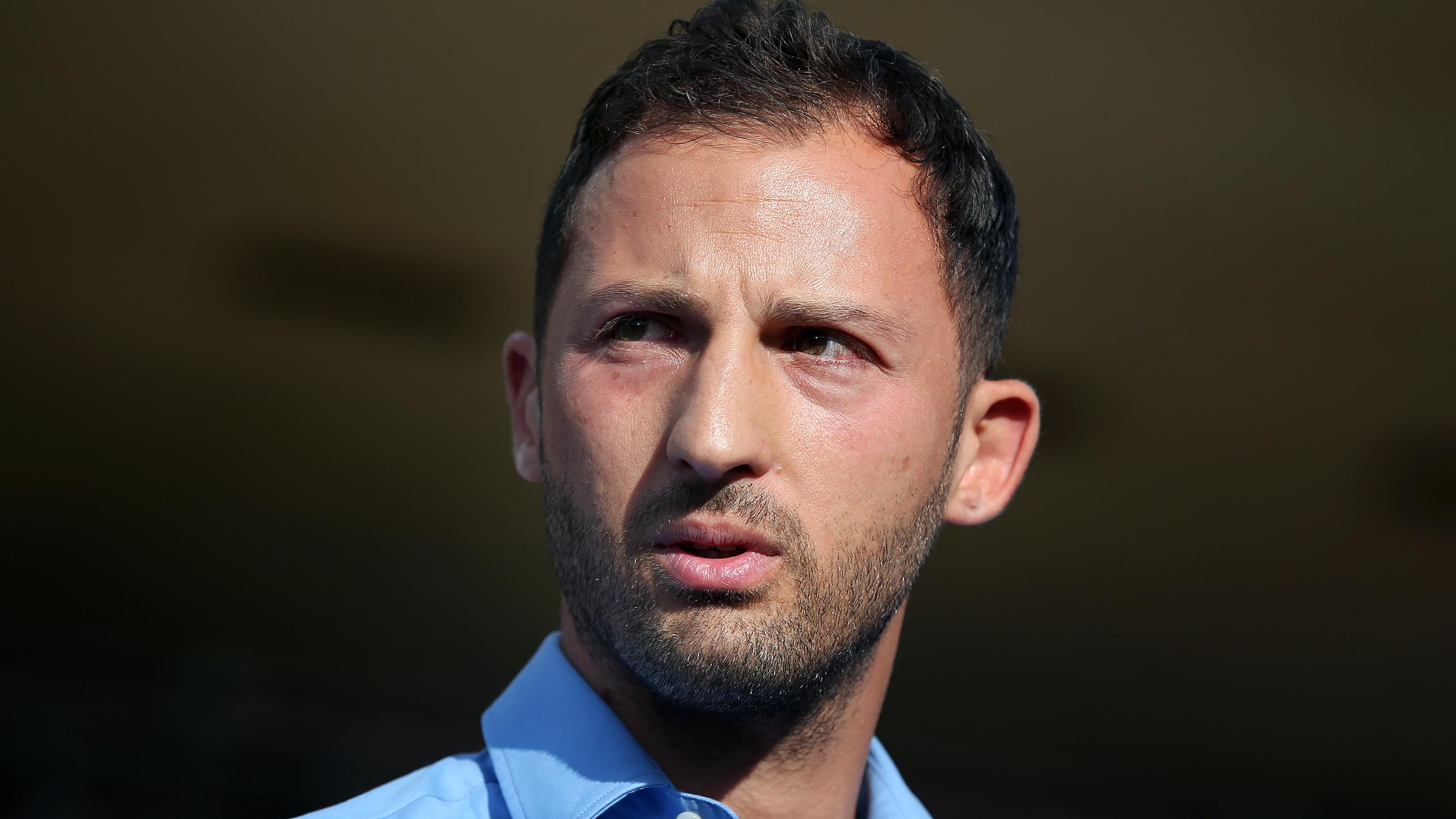 Domenico Tedesco Schalke 04 14082017