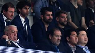 Diego Costa Chelsea Atletico Champions League 27092017