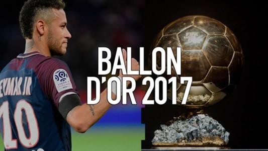 Ballon d'Or 2017 Neymar