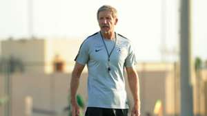 South Africa's Stuart Baxter, June 2019