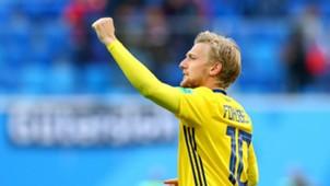 Emil Forsberg Suecia 2018