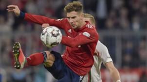 ***GER ONLY*** Leon Goretzka FC Bayern FC Augsburg
