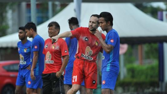 Mario Lemos, Negeri Sembilan